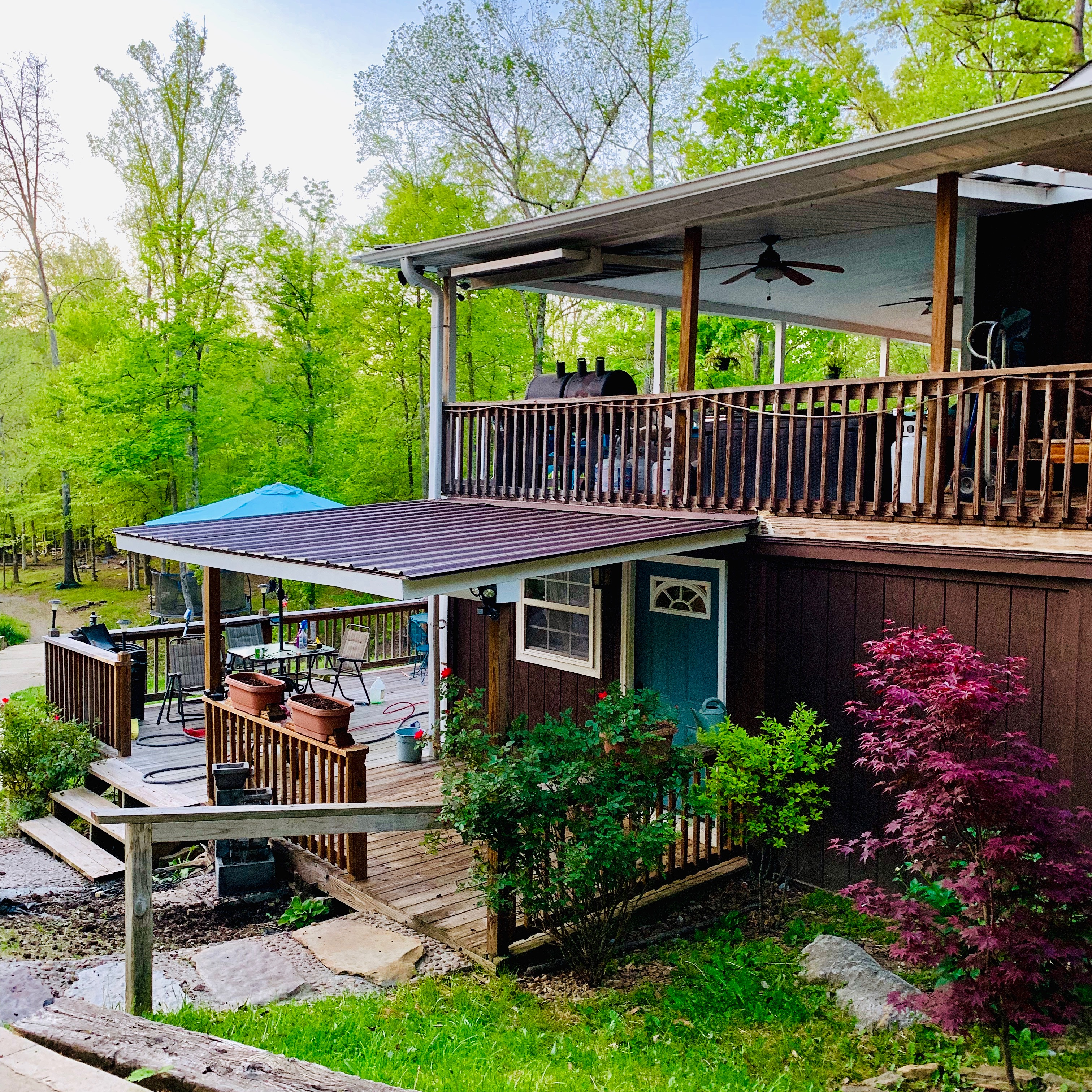 Home Norris Lake Front Rentals Paradise